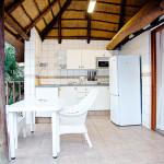Lalapanzi standard self catering kitchen area
