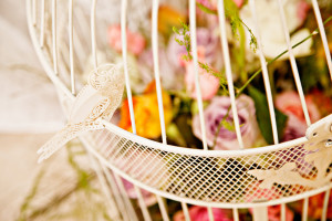 wedding decorations bird cage